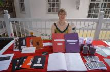 Sally at Stall