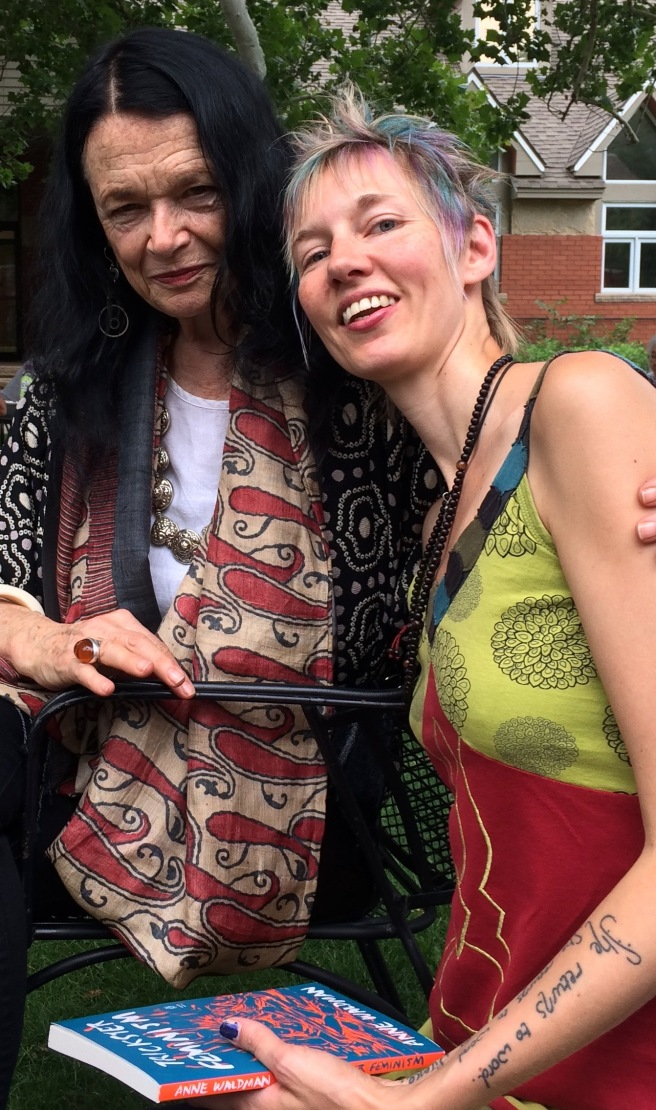 AW & SSW at Naropa June 2018